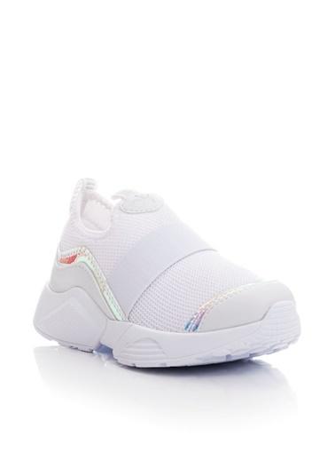 Tonny Black Beyaz Çocuk Spor Ayakkabı  Tb027  Tb027-3_102 Beyaz